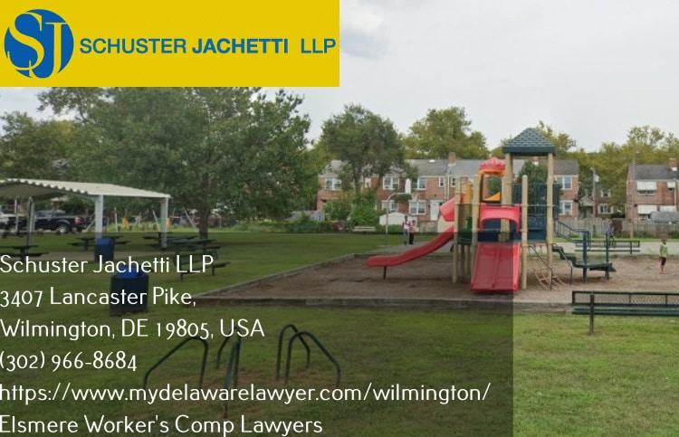 elsmere, de worker's comp lawyers joseph r. walling park